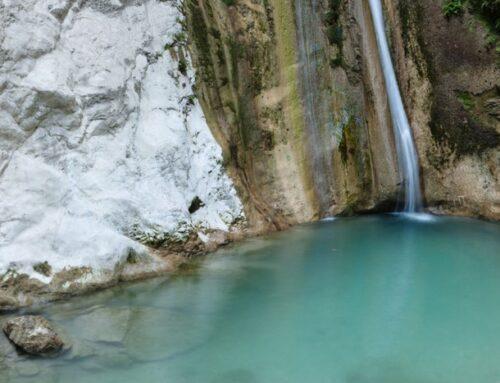 Waterfalls of Nydri