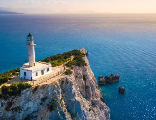 Lefkada Lighthouse